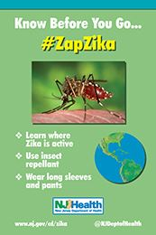Know before you go zapzika learn about it, use repellant, wear long sleeves
